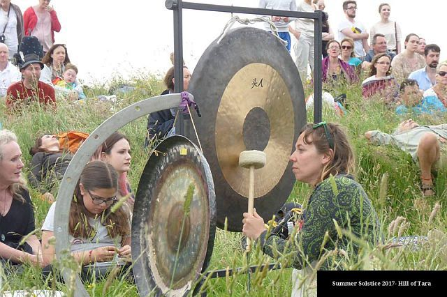Online Session Gong Bath, corpo online sound therapyevents