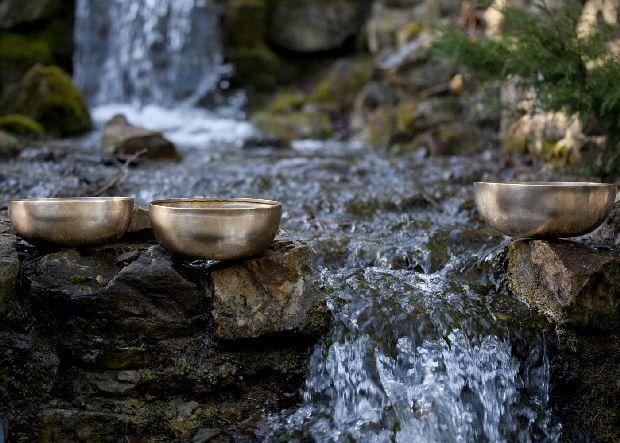 Tibetan Bowls Sound Massage