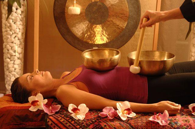 Individual Sound Healing Massage
